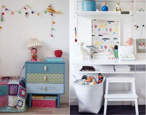 детская в скандинавском стиле для мальчика комната постеры и фото