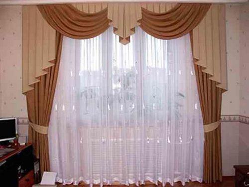 Тюль своими руками для спальни фото фото 934
