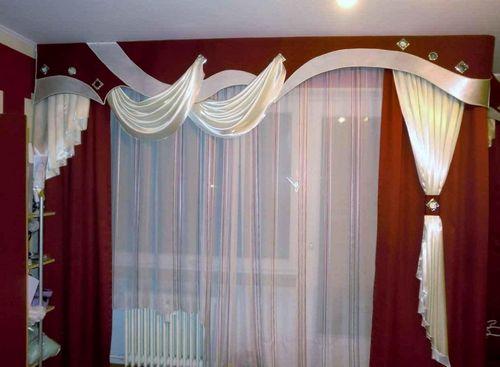 Тюль своими руками для спальни фото фото 609