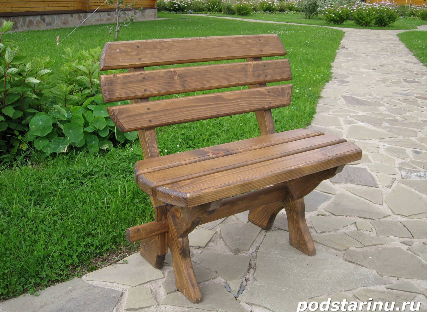 Садовая скамейка 65